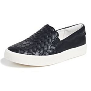 Sam Edelman | Eda Quilted Leather Sneakers Sz 8.5